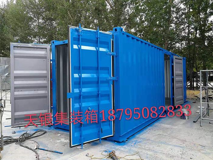 集装箱式货柜图片展示