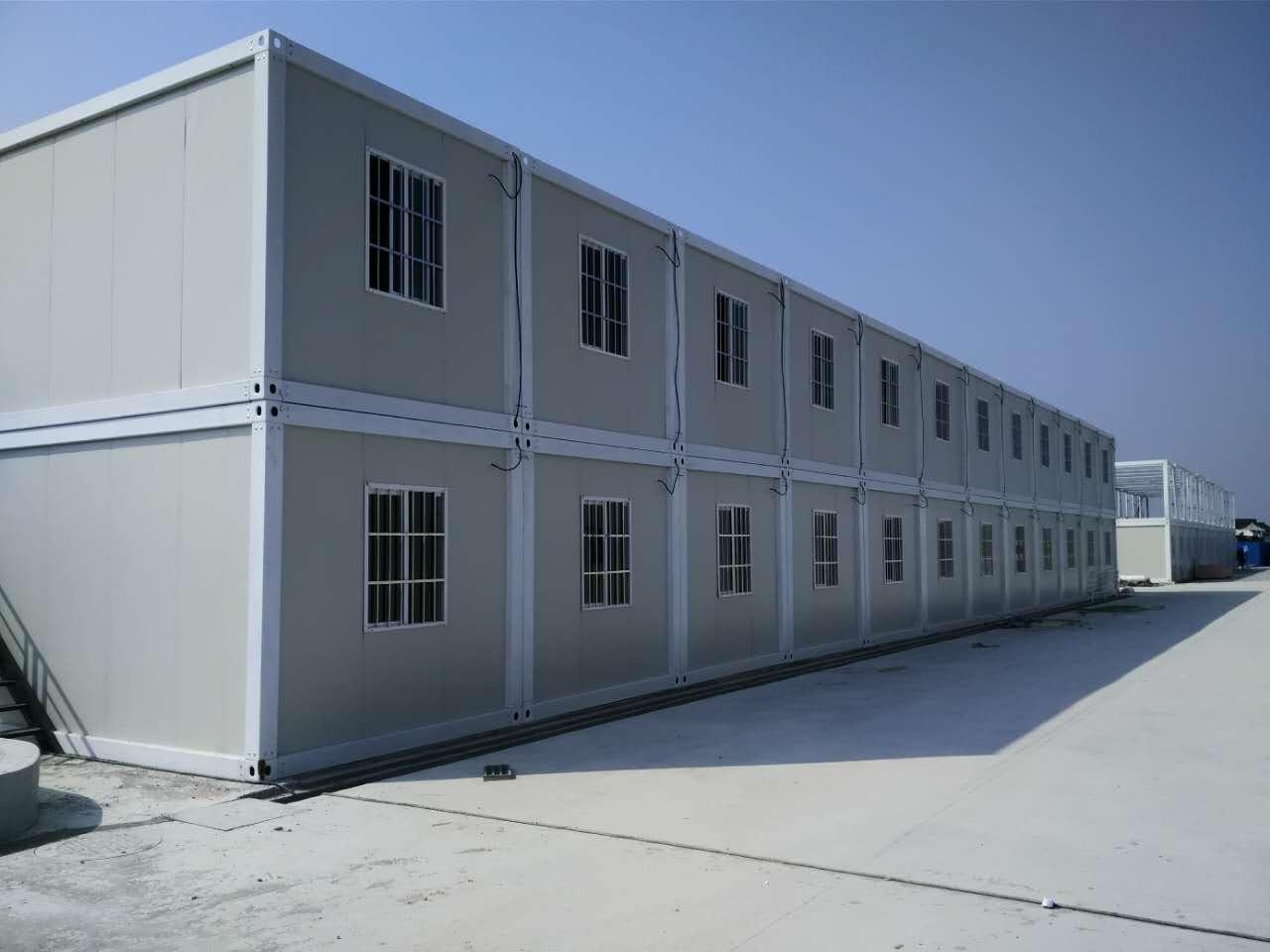 谁说集装箱只能装货?住人集装箱,将成为自建房屋新趋势!