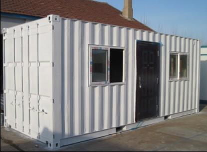 你知道彩钢房,那你知道什么是集装箱活动房吗?天银集装箱邀您了解
