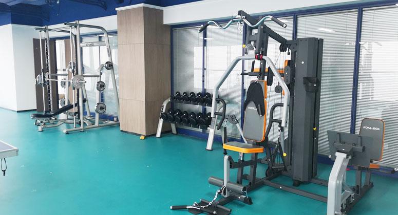银川易航康体体育设施有限公司