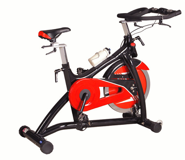 家用静音健身车  室内运动脚踏车  银川健身器材厂家