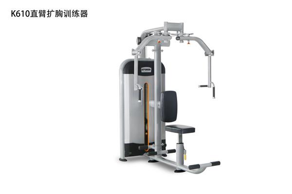 银川健身器材 力量型健身器材  直臂扩胸训练器