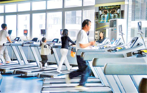 带你了解跑步机为什么在健身房中如此受宠爱