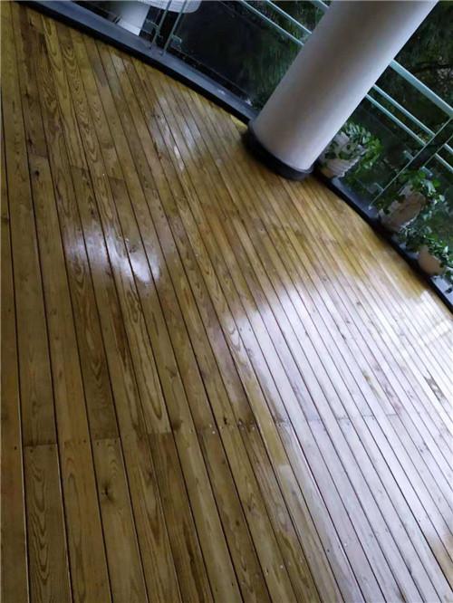 成都防腐木木地板-芬蘭