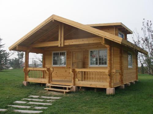 成都防腐木木屋对于虫蚁的防治