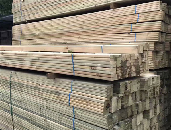 成都防腐木木材特点