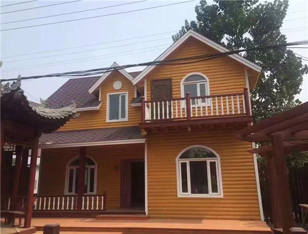 綿陽防腐木木屋