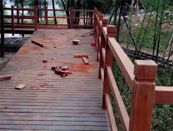 眉山防腐木地板