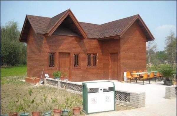 四川防腐木木屋別墅安裝需要了解哪些工藝
