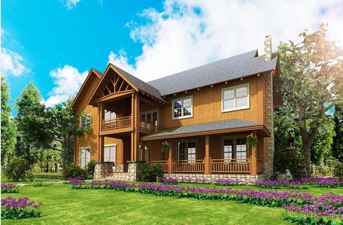打算修建成都防腐木木屋別墅的朋友一定不要錯過