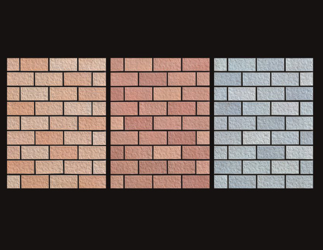 四川喷砂砖