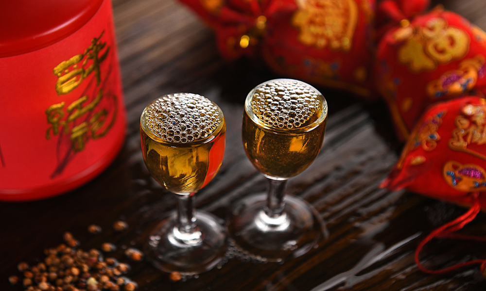 黔酒原著酿造原料