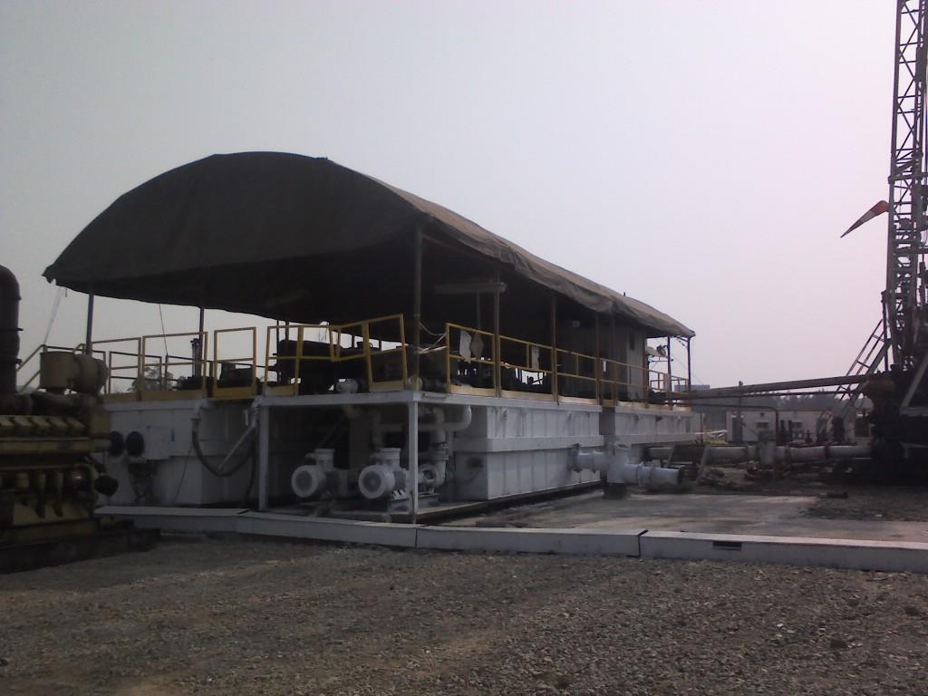 帆布防砂保温棚
