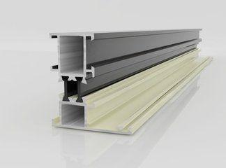 西安隔热断桥铝型材价格