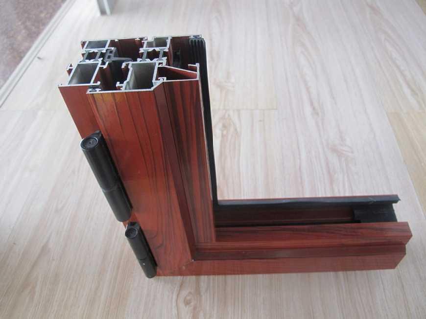 西安隔热断桥铝型材生产