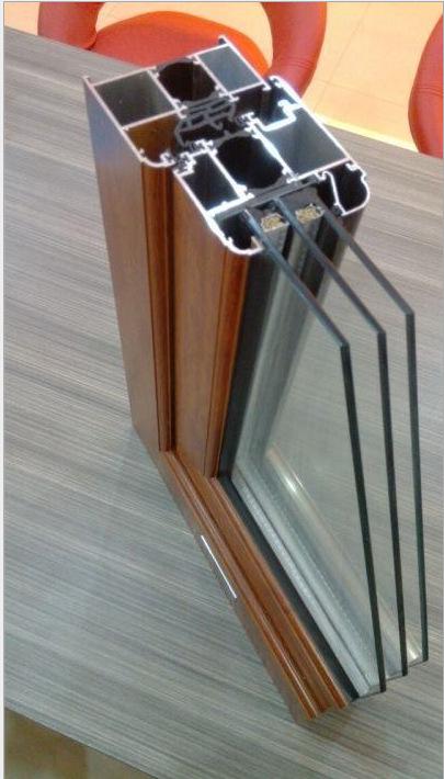 西安隔热断桥铝型材定制