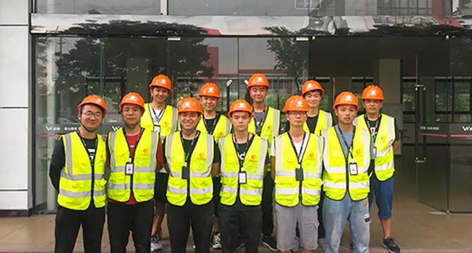 专业施工团队