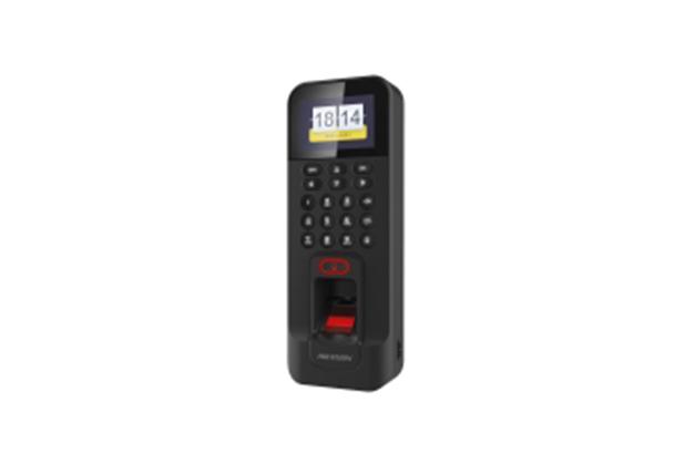 成都DS-K1T804B系列指纹门禁考勤一体机