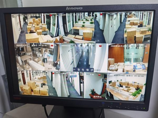 成都监控安防工程中光纤的重要性!