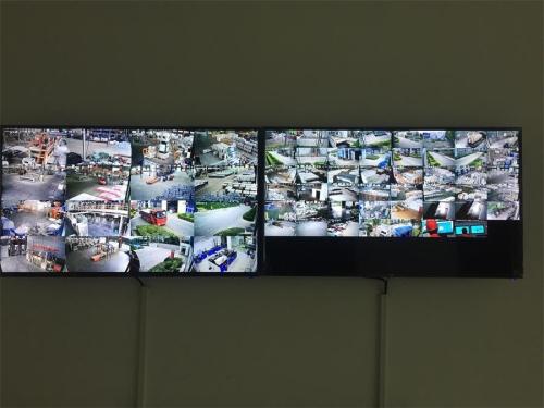 成都监控安装施工时网线大于100米如何处理?