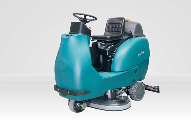 BA 900 BT 駕駛式全自動洗地吸幹