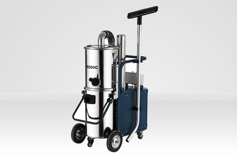AS500C工業吸塵器