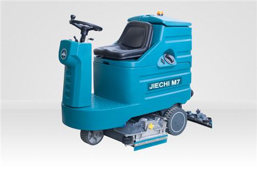 M7 駕駛式洗掃一體機值得信賴!