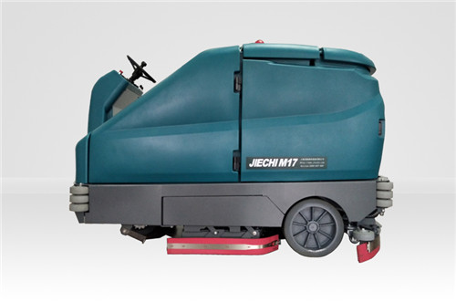 M17 駕駛式洗掃一體機