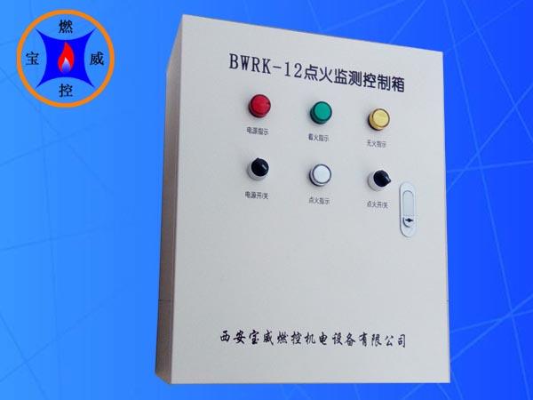 BWRK-12點火監測控製箱