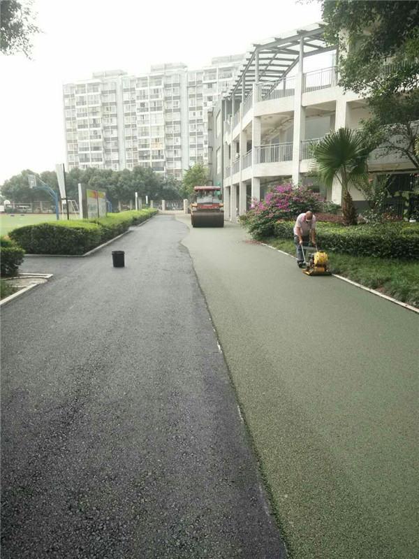 簡陽道路瀝青
