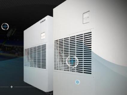 高效勁風商用中央空調係列櫃機