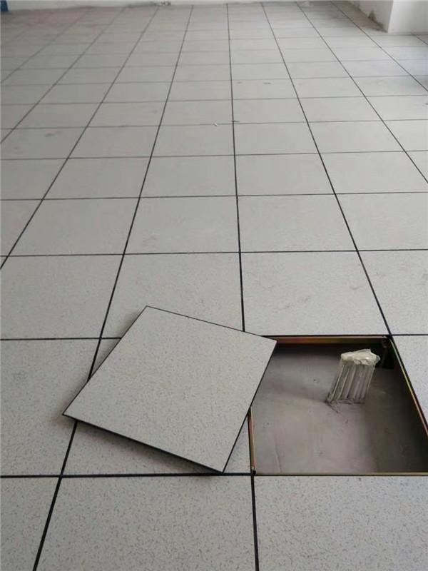 西安防靜電地板_