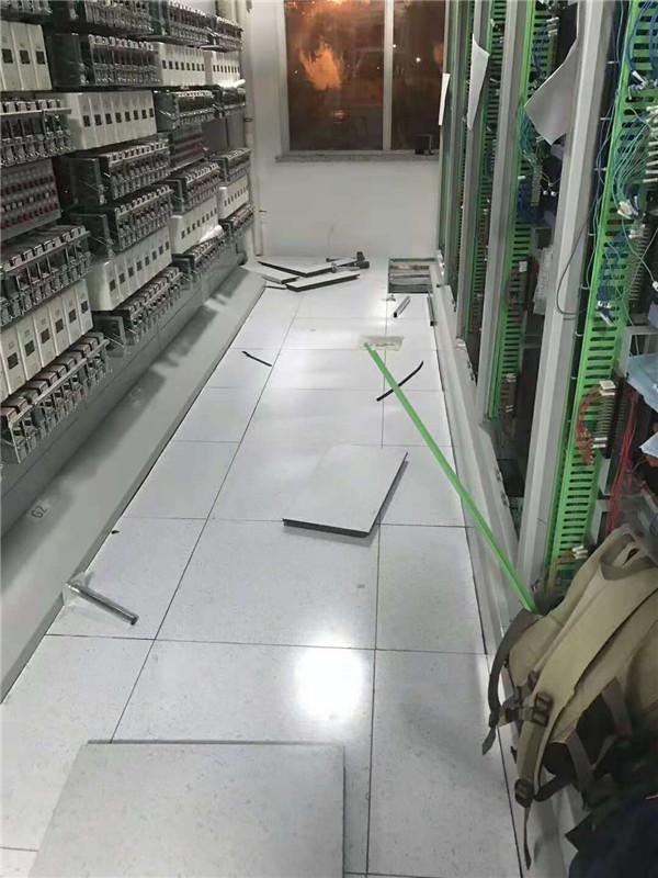 西安防靜電地板