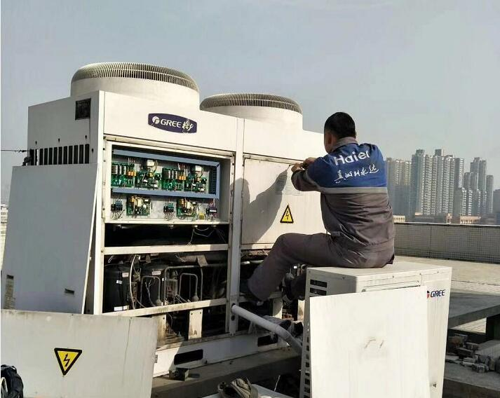西安亚游集团維修服務有限公司維修空調