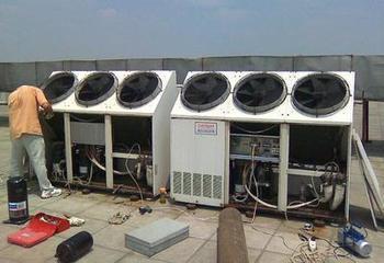 西安中央空調維修