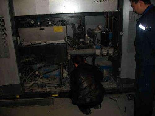 製冷設備維修