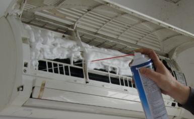 西安空調清洗方法步驟