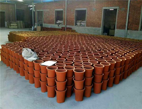 環保型花盆設備