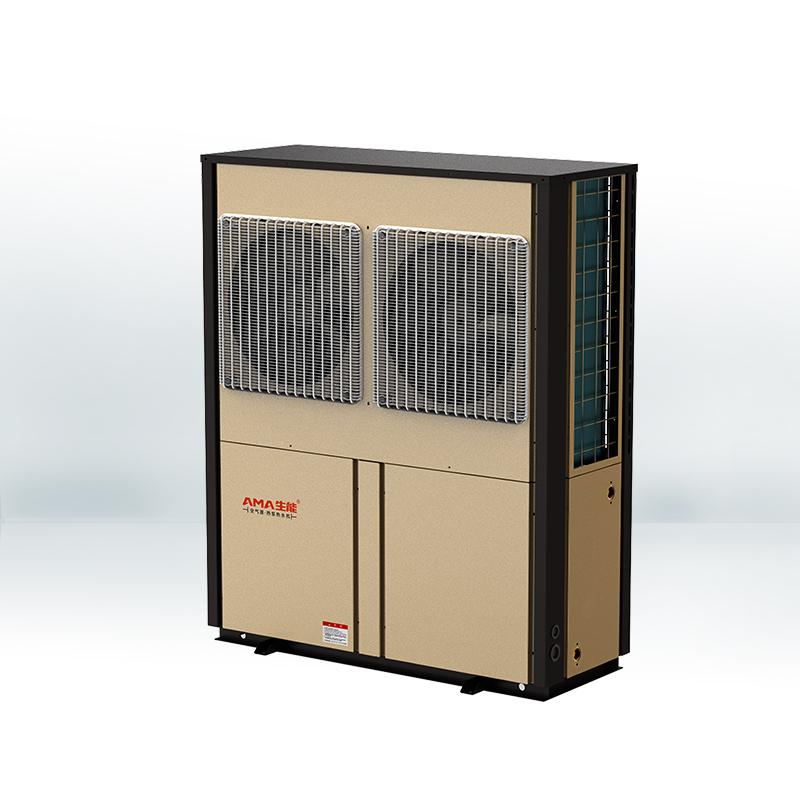 西安空氣能熱泵采暖工程
