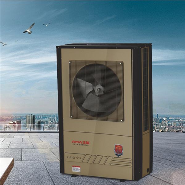 西安空氣能采暖價格