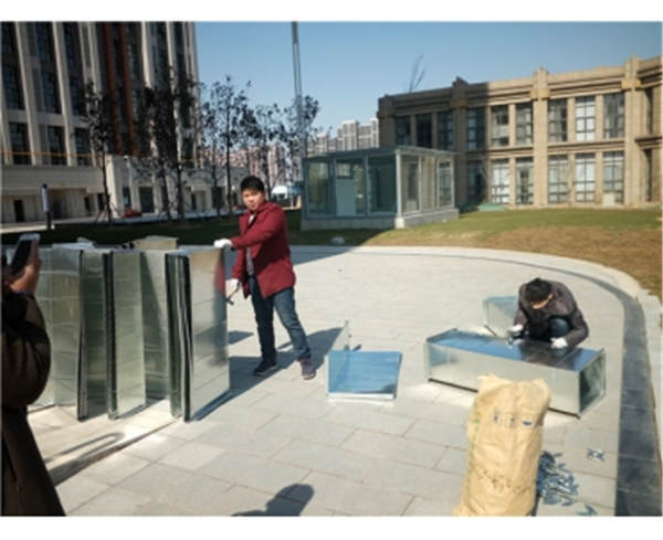 亞星錦繡山河信陽菜館排煙係統