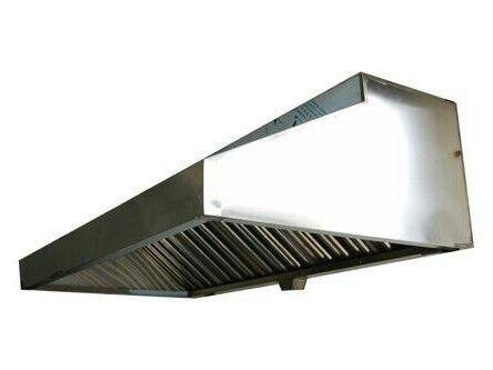 不鏽鋼煙罩