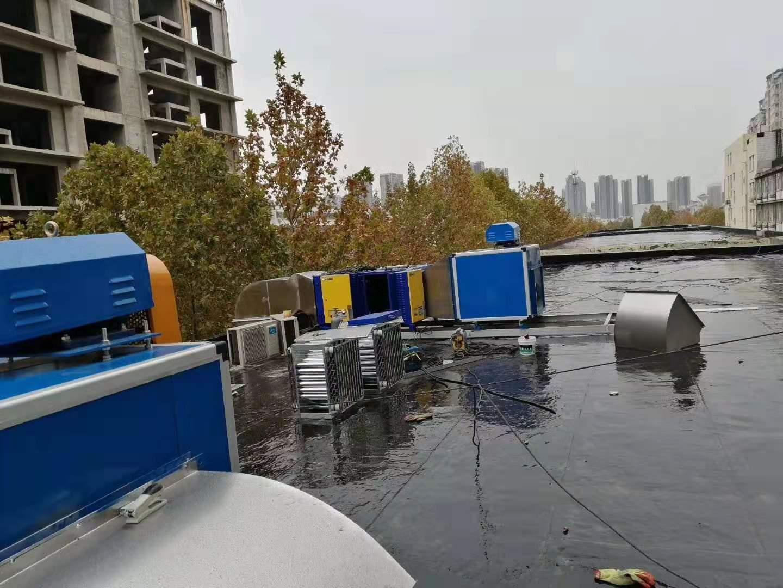 陝西省渭南市勝利大街施工案例