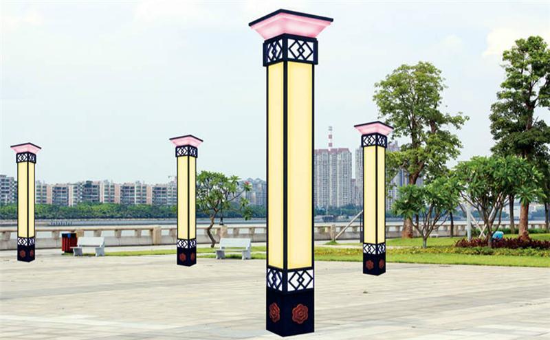 四川户外景观灯安装