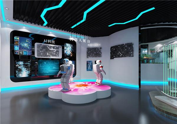 亚游集团信展覽裝飾公司如何突出科技館設計中的思想和理念?