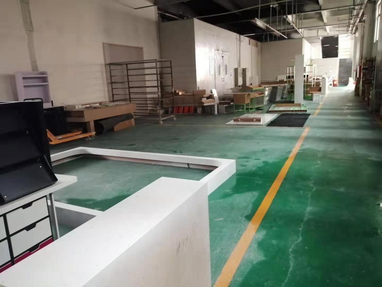 陝西亚游集团信展覽裝飾有限公司廠區風采展示照片!