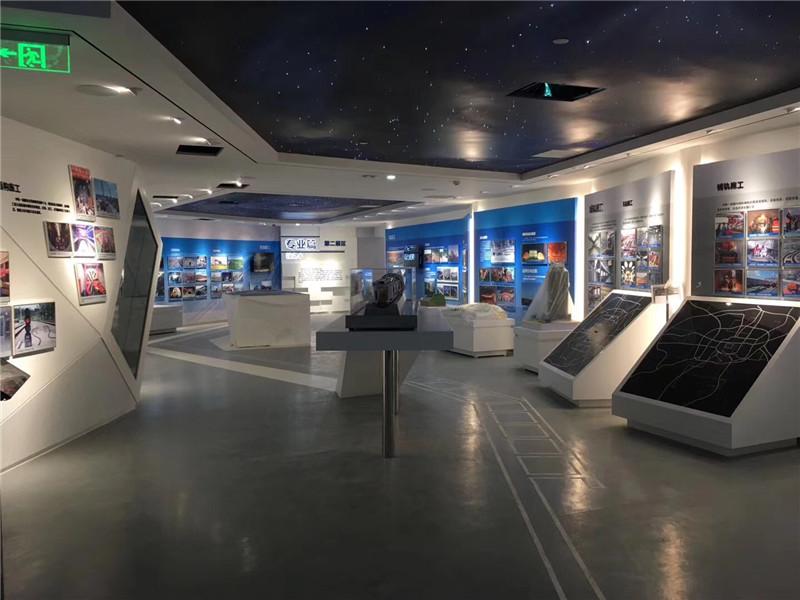 陝西展館展廳設計