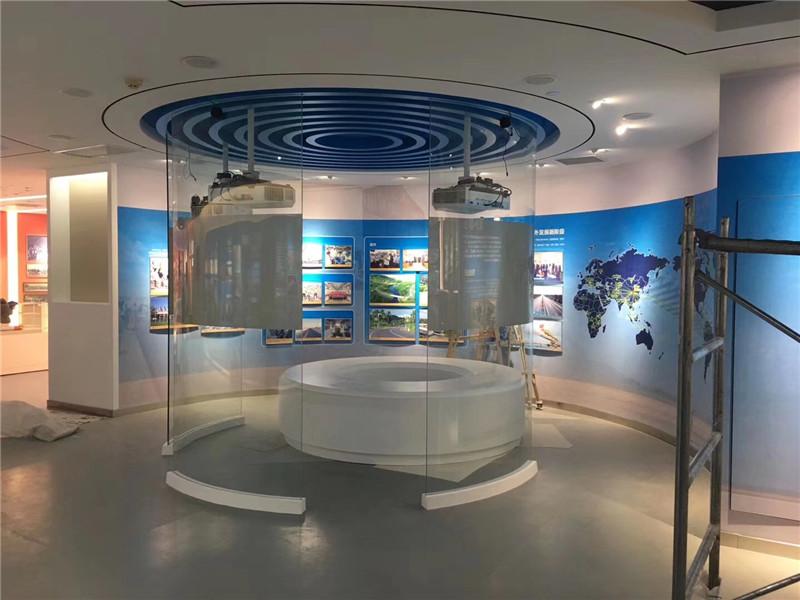 企業展廳設計搭建需要注意哪些事項?看亚游集团信展覽小編怎麽說!