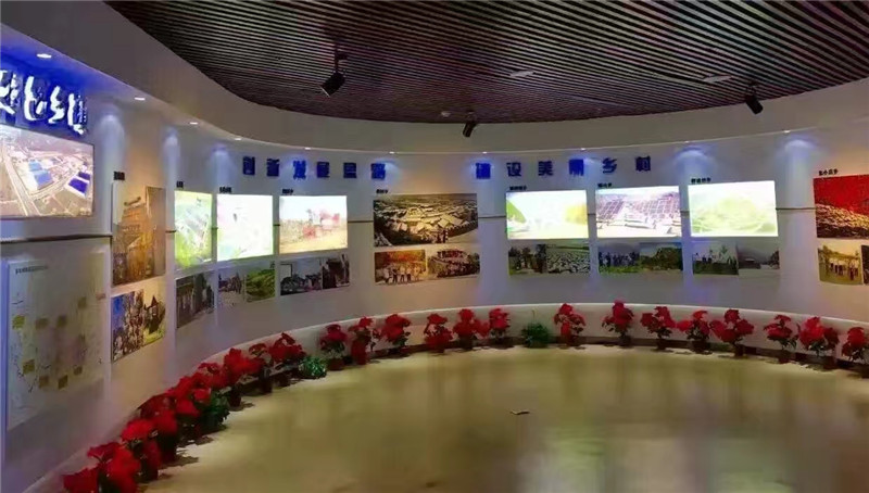 山西陽曲縣規劃展廳