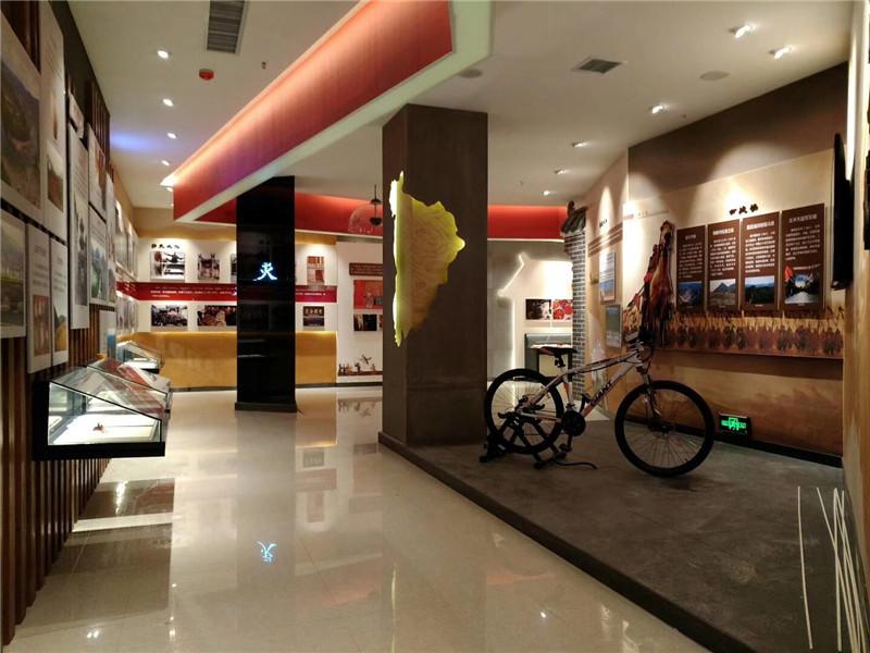 陝西展覽展示設計
